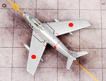 F-86F Sabre JASDF, #82-7834, Iruma AB, Japan