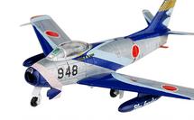F-86F Sabre JASDF Blue Impulse, #02-7948, Hamamatsu AB, Japan
