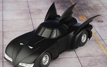 "Batmobile, Batman, ""Batman"" Comic #652"