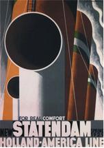 Statendom Vintage Art - Pack of 2 Authentic Models