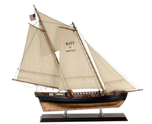 Katy Of Norfolk Pilot Boat Authentic Models
