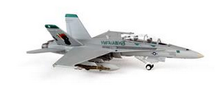 "F/A-18D US Marines VMFA(AW)-121 ""Green Knights"" Display Model"