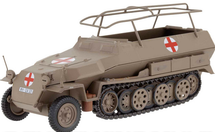 Sd.Kfz.251/8 Krankenpanzerwagen German Army