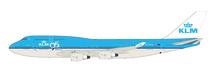 KLM- Boeing 747-406M City Of Hong Kong PH-BFH