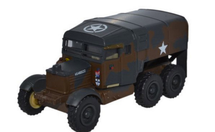 Pioneer R100 Artillery Tractor British Army 51st Heavy Anti-Aircraft Rgt