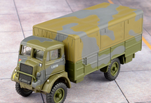 QLT Troop Carrier British Army 49th Infantry Div, 1942