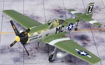"P-51D Mustang USAAF 79th FS, ""Glengary Guy"""