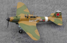 "Il-2 Sturmovik Soviet Air Force, ""White 100"", USSR"