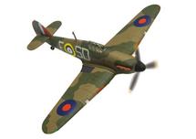 Hurricane Mk I RAF No.501 Sqn, V7357, Ginger Lacey