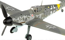 "Bf 109G Luftwaffe 8./JG 52, ""Black 13"", Gunther Rall"