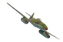"""Me 262A Luftwaffe 8./KG 6, """"Red 7"""", Franz Gapp"""