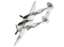 "P-38J Lightning #44-23590 ""Scrapiron IV"", Laurence Blumer"