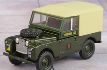 Land Rover Series I British Army Royal Corps of Transport
