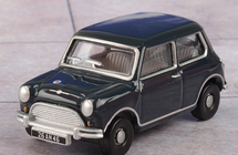 Austin Mini Royal Navy Diecast Model