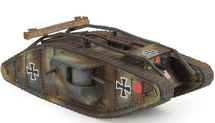 Mark IV Tank German Army, Western Front, 1917