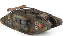 Mark IV Tank German Army, Western Front, 1917