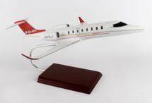 Lear 45 NEW LIVERY Display Model