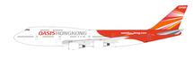 Oasis Hong Kong Airlines B747-481 - GE Engine Version  B-LFD