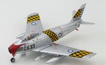 F-86F Sabre ROCAF 1st TFW Thunder Tigers, #6433, Taiwan