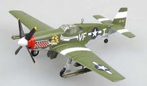 """P-51B Mustang USAAF 4th FG, 336th FS, #43-6913 """"Shangri-La"""""""