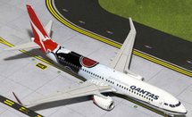 Qantas 737-800, VH-XZJ Gemini Diecast Display Model