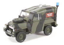 "Land Rover 1/2-Ton ""Lightweight"" Military Police"