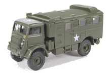 Bedford QLR Signals Truck 79th Armoured Division, British Army
