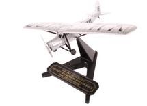 "DH.80A Puss Moth VH-UQO, ""My Hildegarde,"" MacRobertson Air Race, 1934"