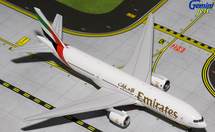 Emirates Airlines 777-200ER, A6-EMI Gemini Diecast Display Model