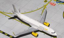 Vueling Airlines A320-200, EC-MEL Gemini Diecast Display Model