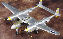 P-38L Lightning USAAF 475th FG, 432nd FS, #44-25600, Elliot Summer