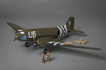 C-47 Skytrain `Buzz Buggy` RAF D-Day Operation Display Model