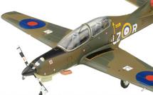 Tucano T.Mk 1 RAF No.1 (Flight Training) Sqn, ZF171, RAF Linton-on-Ouse, England