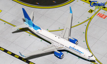 Pobeda Airlines 737-800, VQ-BWH Gemini Diecast Display Model