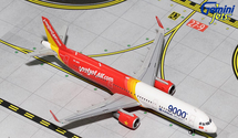 "VietJet Air A321, VN-A651 ""9000th Airbus Aircraft"" Gemini Diecast Display Model"