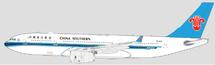 China Southern A330-200 B-6078 w/Stand