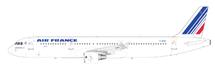 Air France A321-200 F-GTAT w/Stand