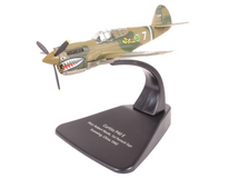 "P-40 Warhawk ""Flying Tigers"", Robert Neale 1st Squadron Commander"