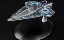 Aeon-type Timeship Diecast Model Starfleet, Aeon, No Magazine