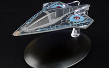 Aeon-type Timeship Diecast Model Starfleet, Aeon, No Magazine