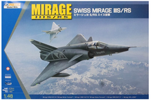 Mirage Swiss IIIS/RS (Model Kit)