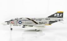 F-4N Phantom II USN VF-84 Jolly Rogers, USS Roosevelt, 1975
