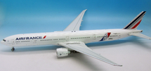 Air France Boeing 777-300 F-GSQI with stand