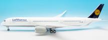 Lufthansa A350 D-AIXA With Stand
