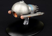 Medusan Starship Medusans, w/Magazine