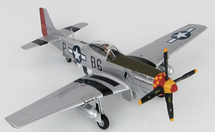 P-51D Mustang Gentleman Jim, 363rd FS, 357th FG, 1944