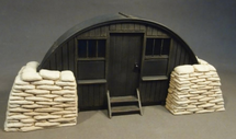 German Nissan Hut, WWI