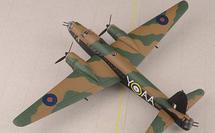 Wellington Mk I RAF No.75 (New Zealand) Sqn, R1162 Y for Yorker, RAF Fetwell, England, 1941