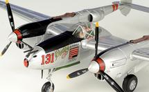 "P-38J Lightning ""Pudgy IV"" 431st FS, 475th FG, Maj. Thomas McGuire"