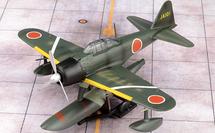 A6M2-N Zero-Sen/Rufe IJNAS 951st Flying Group, Ibusuki, Japan, 1944